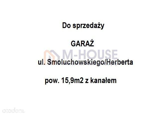 Garaż - 15,9m2, ul.Smoluchowskiego