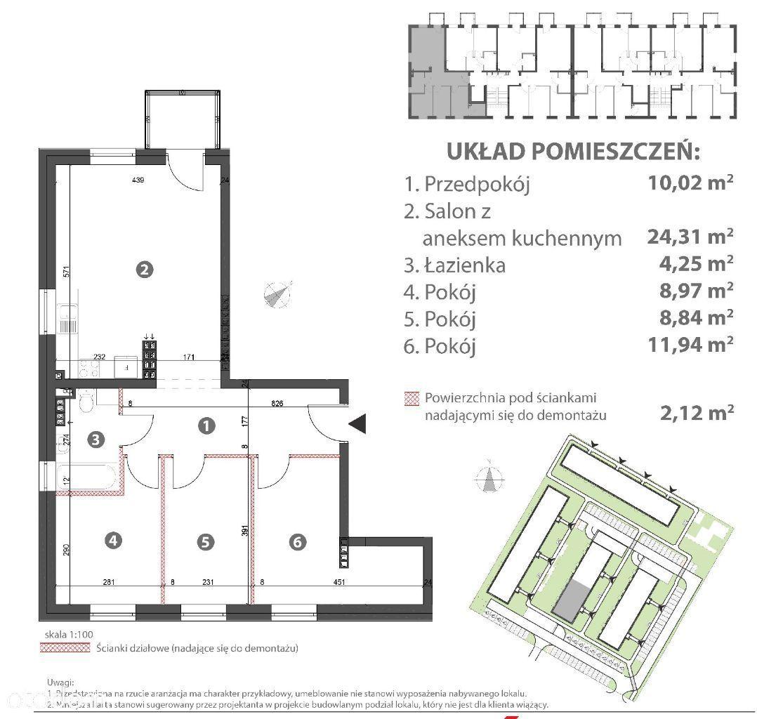 4 pokoje, 70 mkw, mieszkanie narożne, nowe osiedle