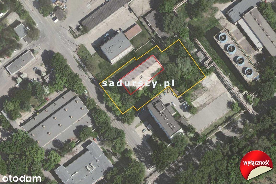 Nowa Huta budynek 1725 m2 na 29 arowej działce