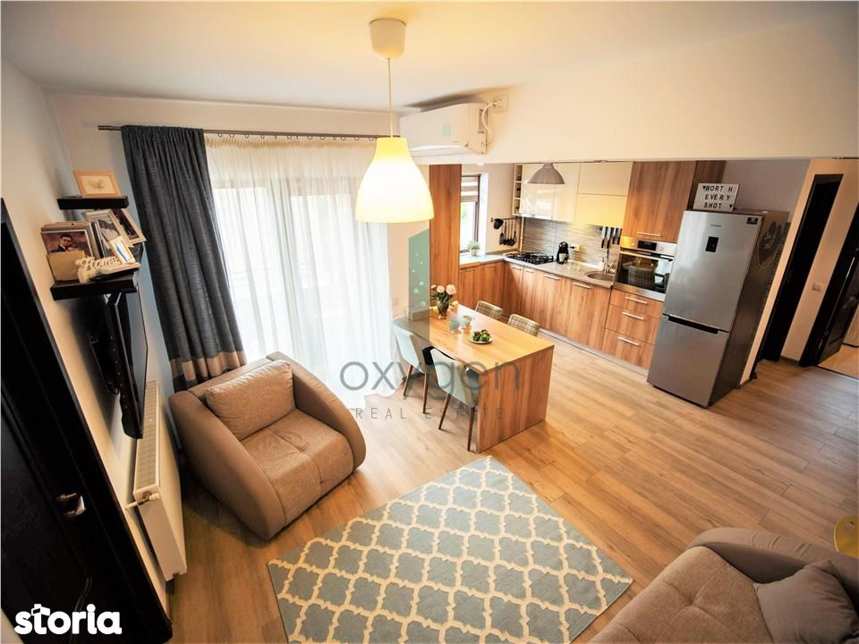 Apartament LUX   3 camere si Parcare   bloc Nou   Marasti