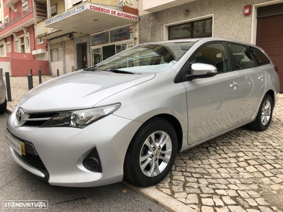 Toyota Auris Touring Sports 1.4 D-4D Active+AC - 2