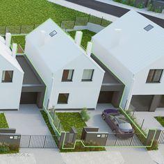 Elizówka Park - K16.6 dom jednorodzinny z garażem