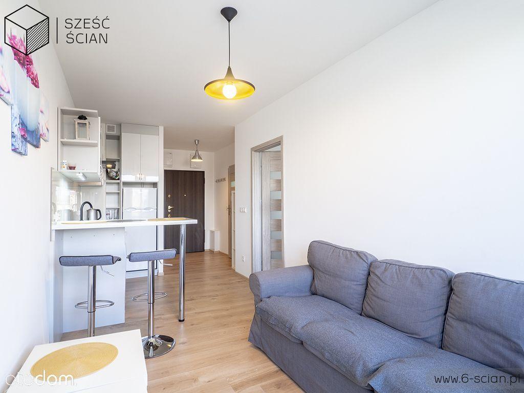 Mieszkanie 2-pok.| Parking| Balkon| Cukrowa