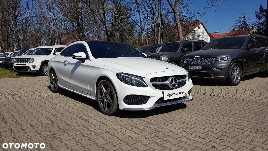 Mercedes-Benz Klasa C C 300 4MATIC Coupe - 3