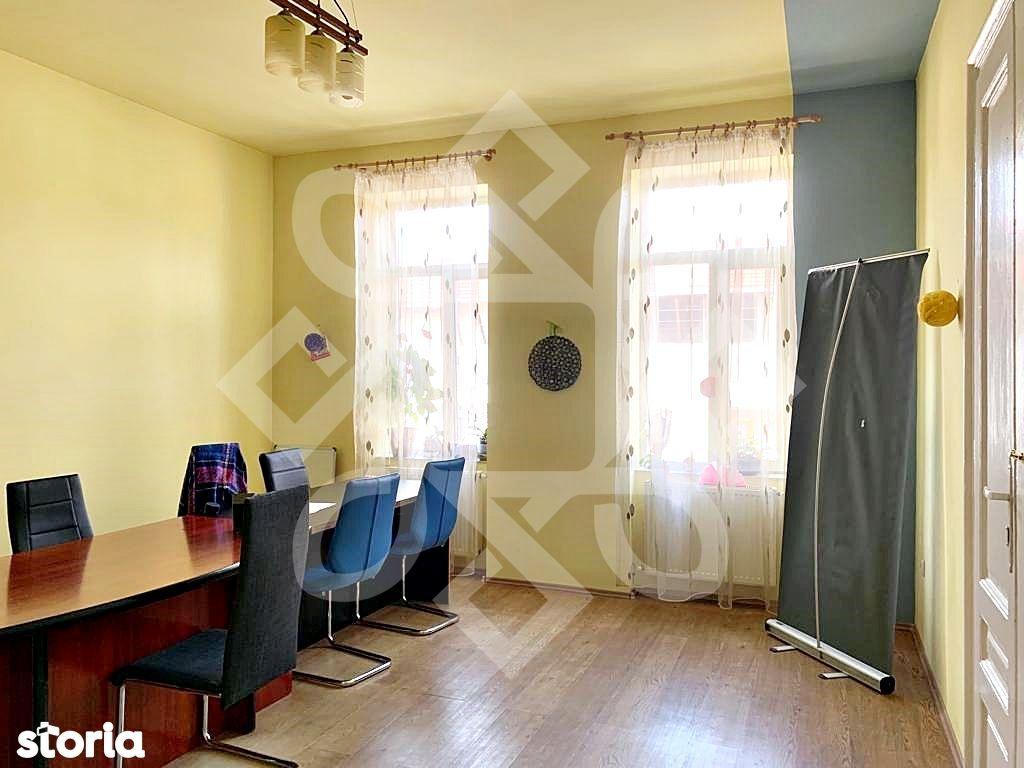 Spatiu pentru birouri de vanzare, ultracentral, Oradea BV001