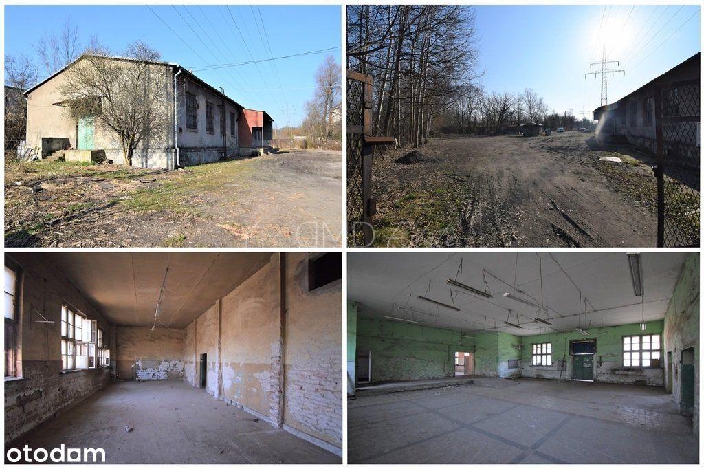 Hala/Magazyn, 500 m², Katowice