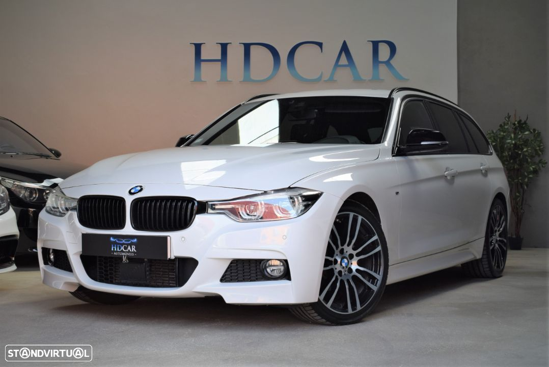 BMW 320 d Touring Pack M Auto - 45