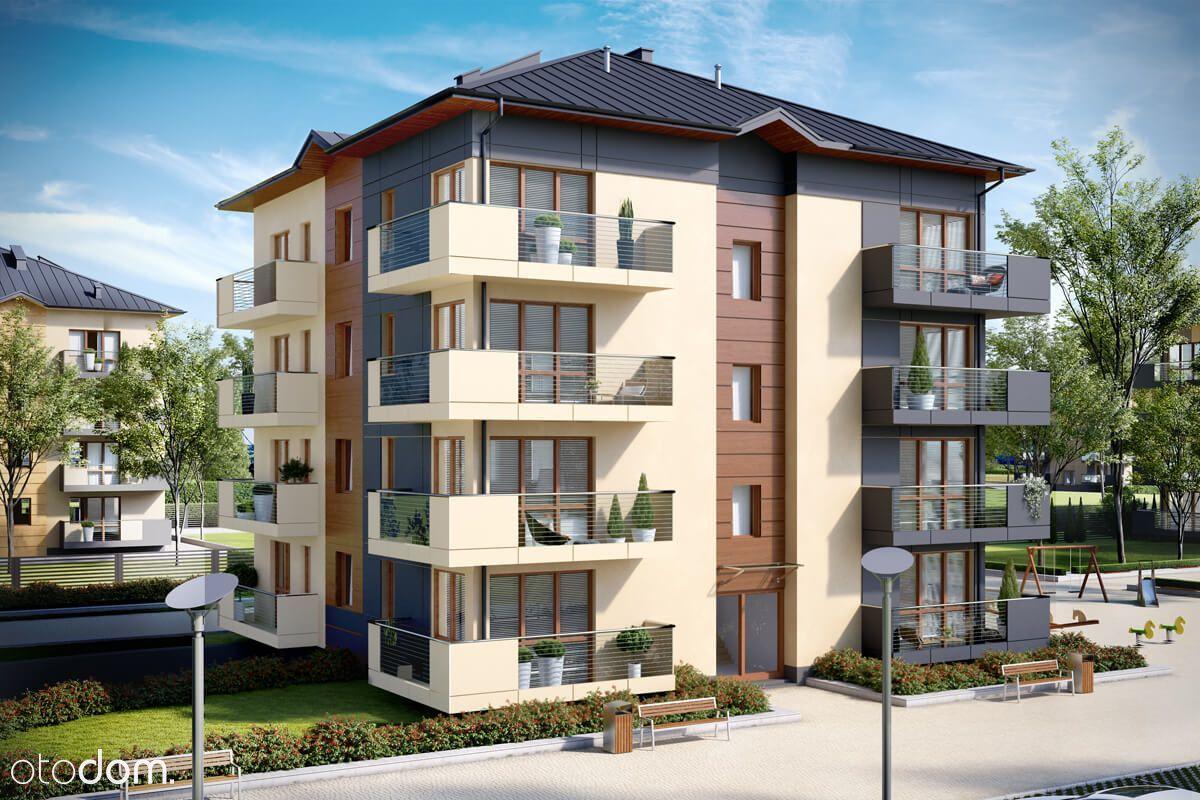 Nowe mieszkanie os. Rąbin , dwa miejsca parkingowe
