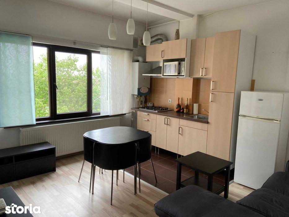 Studio decomandat cu bucatarie open-space - Metrou Berceni - Com. 0%