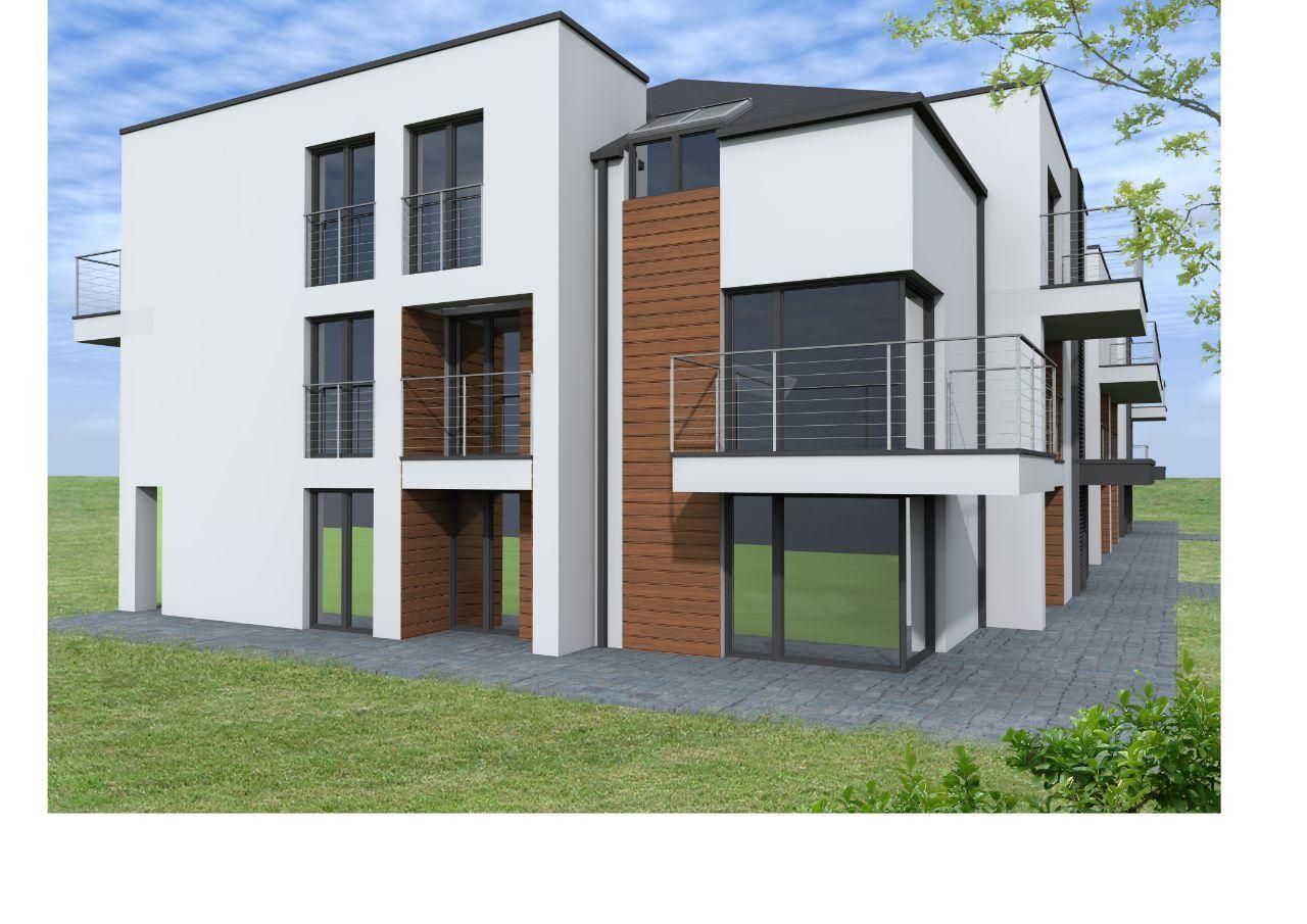 Zielony Gaj Mieszkanie na pierwszym piętrze M6