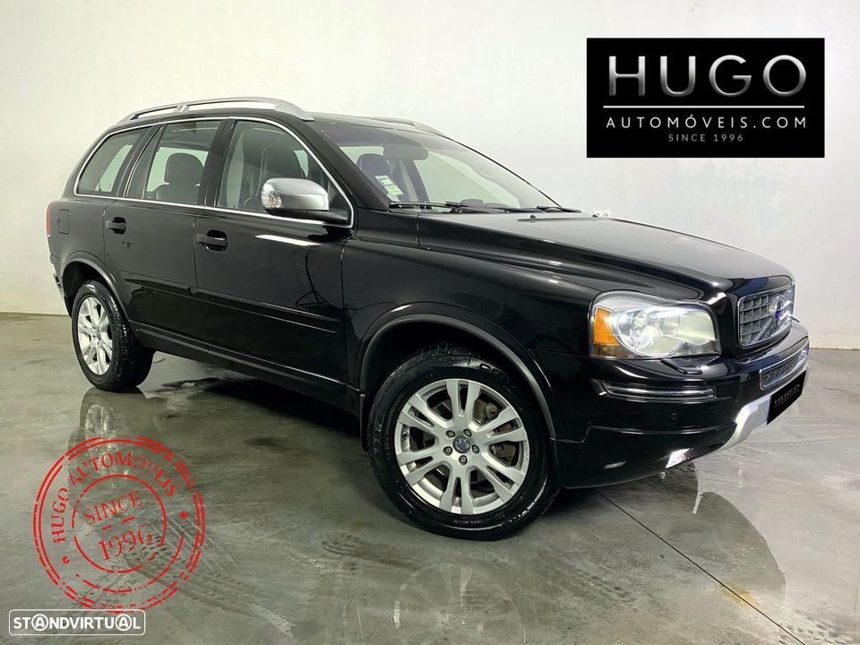 Volvo XC 90 2.4 D5 Geartronic Summum FINAL EDITION 7Lugares - 1