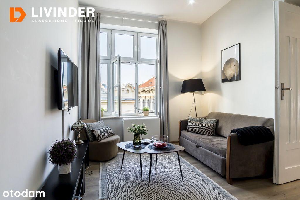 Luksusowy apartament 3-pokojowy na Starym Mieście