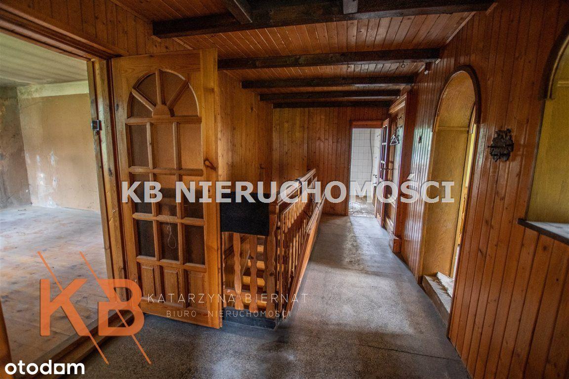 Duży dom do remontu w Radlinie