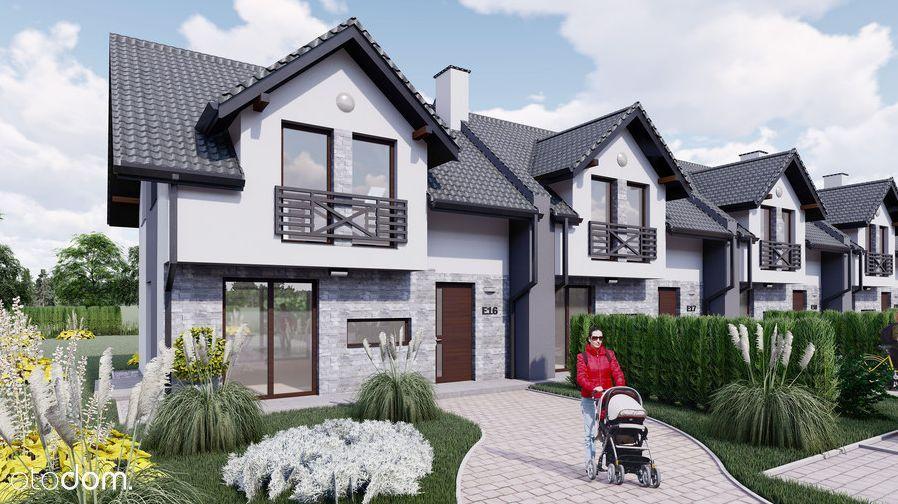 Nowy dom szeregowy E25