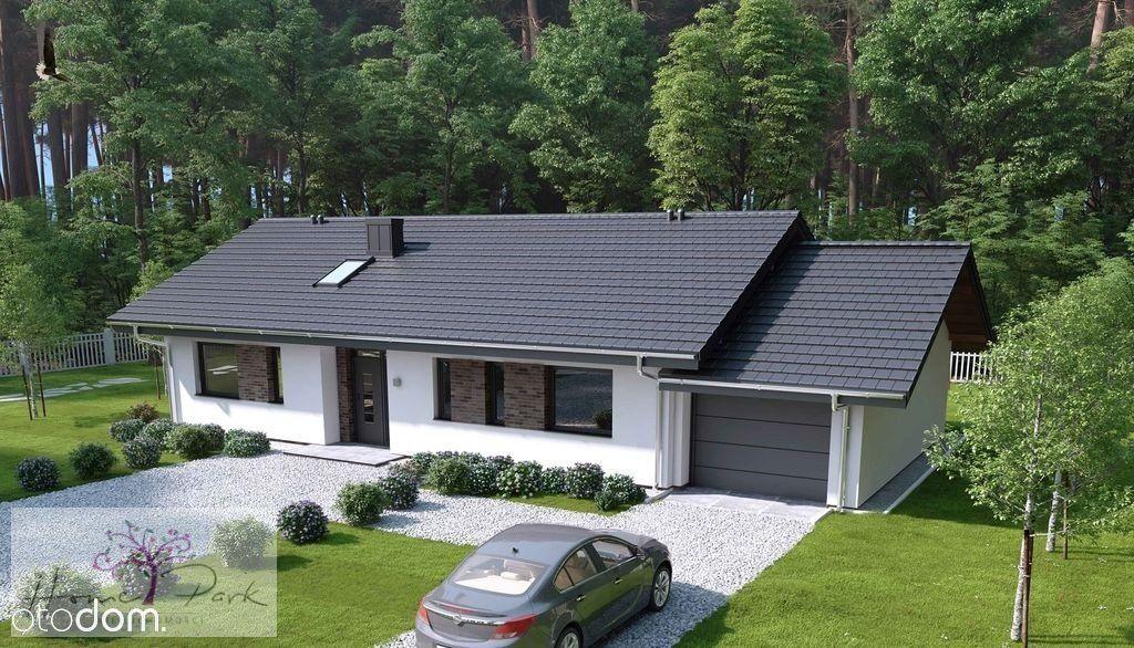 Dom 130m2 w stanie deweloperskim z działką 900m2