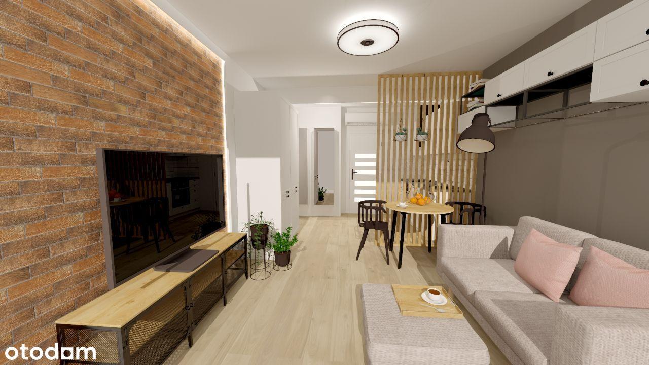 Mieszkanie z ogrod-Mieszkaj jak Chcesz, ile Chcesz