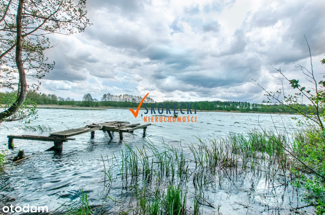 Idealna Działka na Kameralny ośrodek nad Wodą