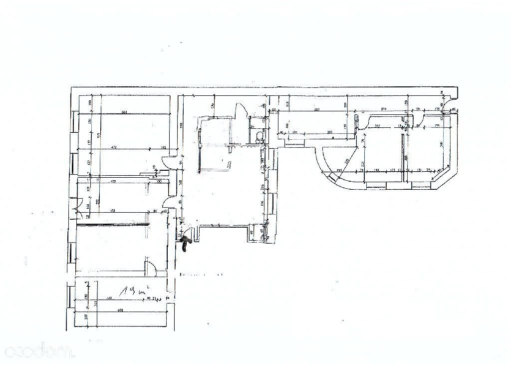 Lokal użytkowy, 223 m², Warszawa