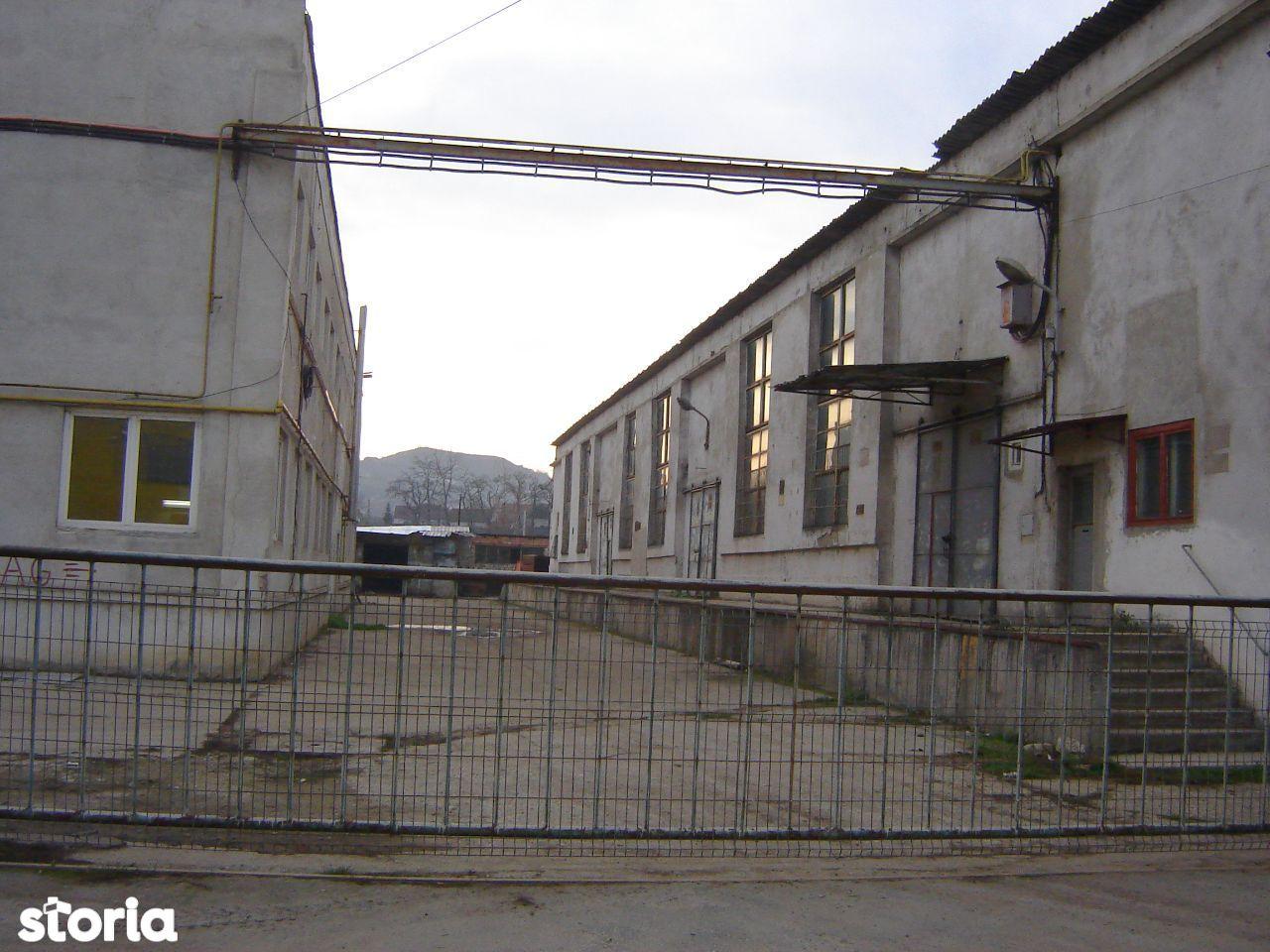 Constructii industriale situate in Str. Vamii Nr. 1, Medias