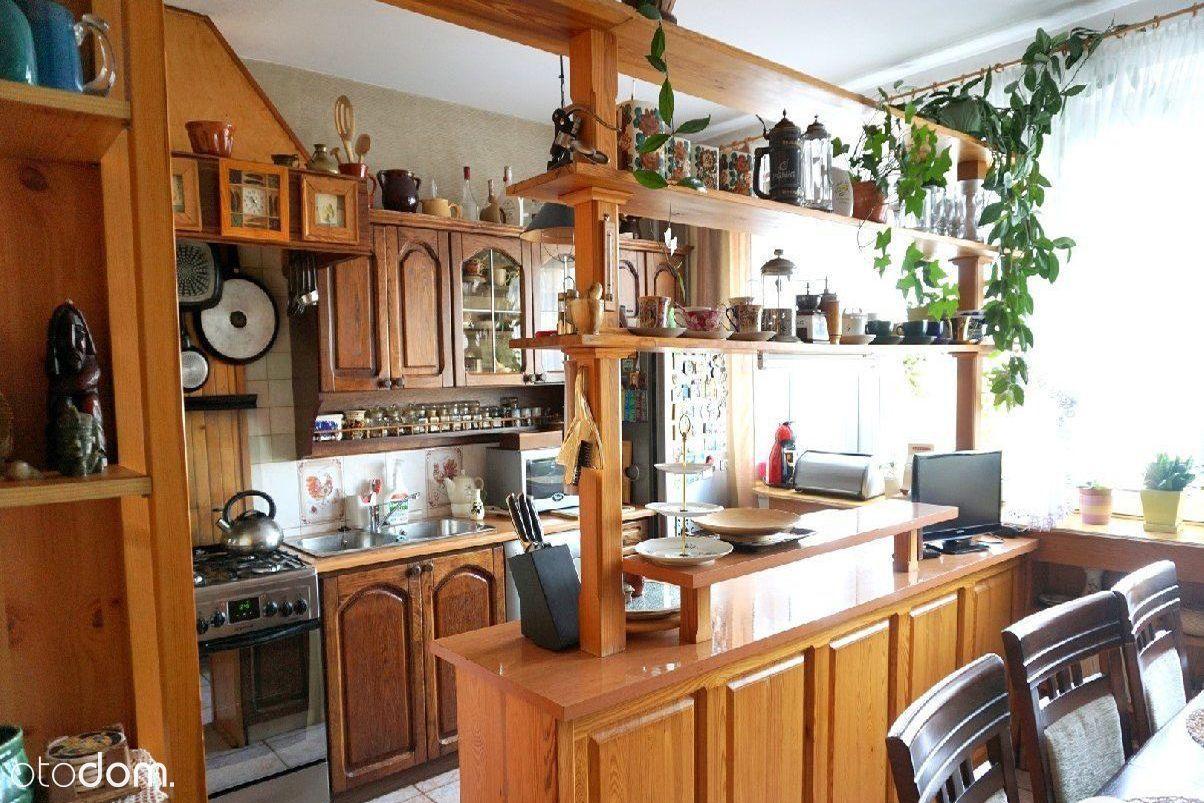 63 m2, 4 pokoje, kuchnia z jadalnią, garaż, Wyżyny