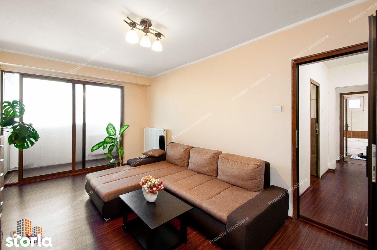 Apartament cu 2 camere, situat pe Str. Brailei