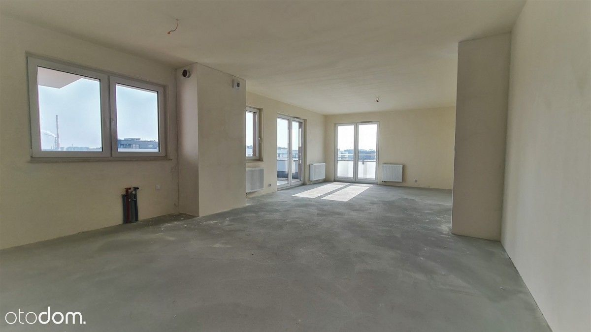 Przestronny apartament w centrum miasta!