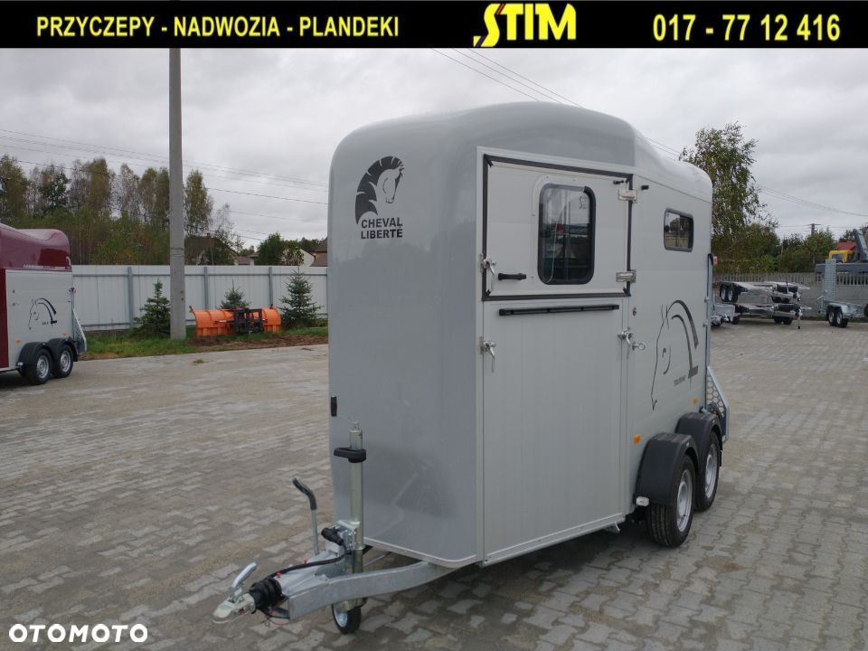 Debon VDK20 - Cheval Liberte Gold Touring Country  DEBON, Touring Country, przyczepa dwukonna, o DMC 2000kg, - 1