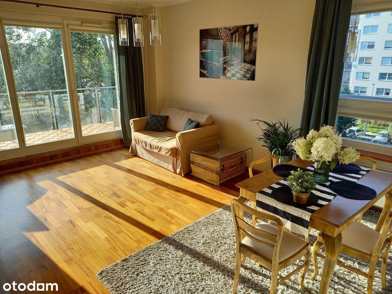 Przepiękne mieszkanie, metro - Bemowo 56m2; 2 pok.