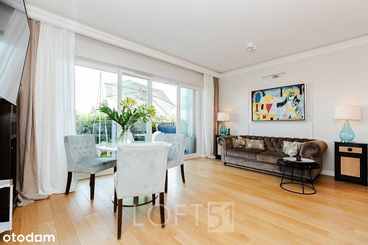 4 pokojowe mieszkanie z ogrodem I widok na Balaton