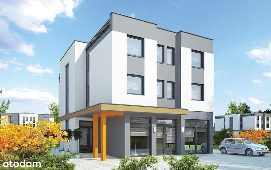 Warunki na Budynek Handlowo -Usługowo - Mieszkalny