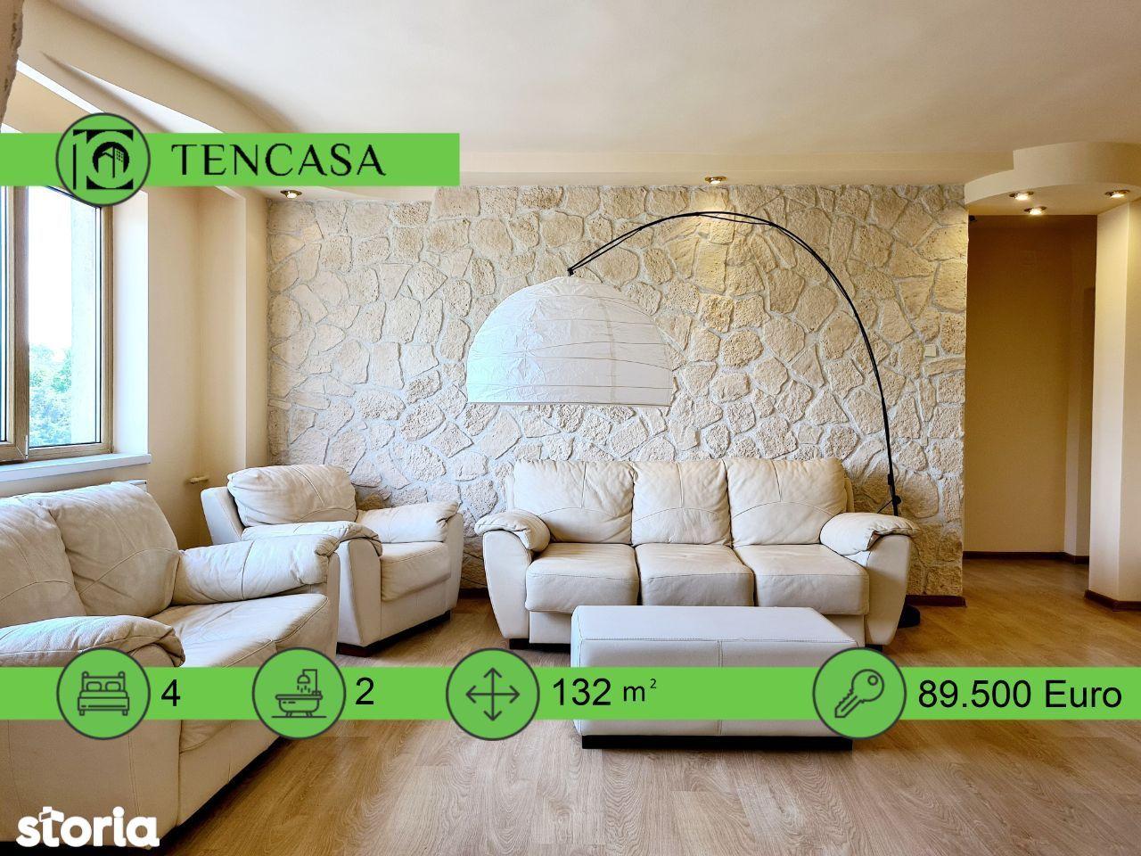 Apartament 4 camere, etaj 3, termoteca- Ultracentral