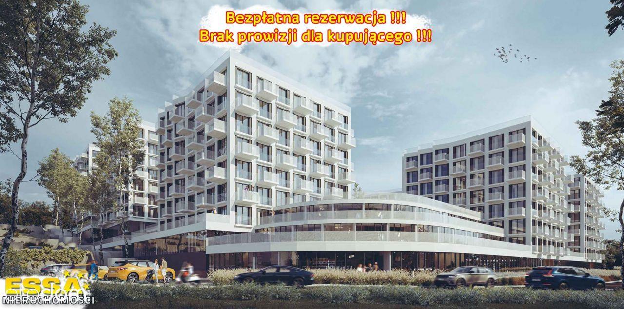 Apartament na nowym osiedlu Vidok Residence - 46m2