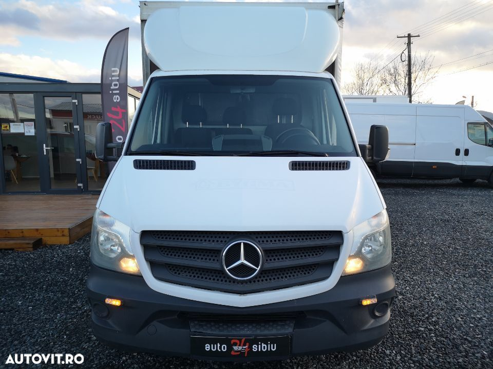 Mercedes-Benz Sprinter Prelata Lift 8 paleti - 23
