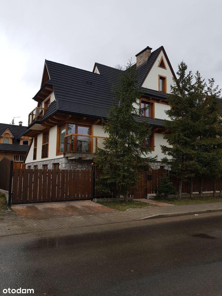 Zakopane Krzeptówki dom 5 apartament+sala bankieto