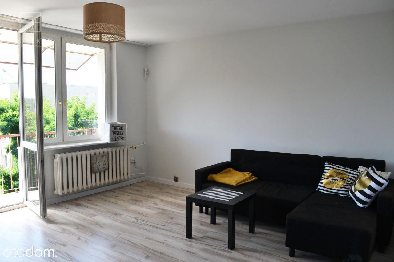 Rozkładowe mieszkanie 3-pok w okolicy Stawów Jana