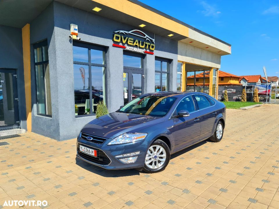 Ford Mondeo 2.0 - 22