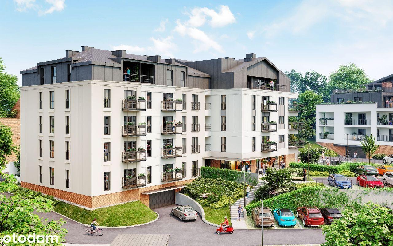 Mieszkanie w Inwestycji Tatarska 4 - 62,70 m2