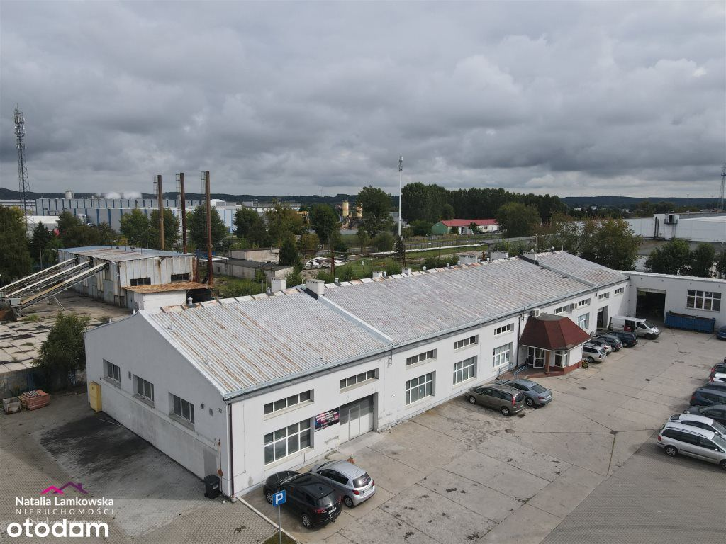 Hala/Magazyn, 290 m², Grudziądz