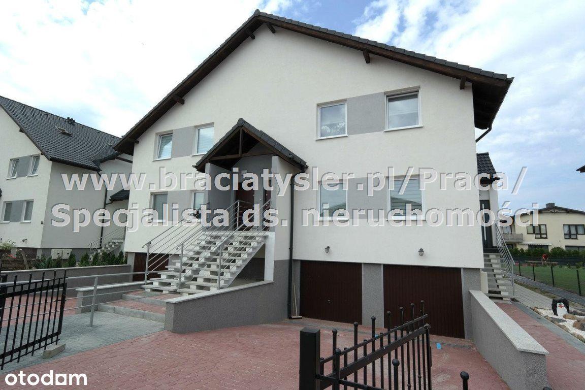 1/4 domu + garaż - Czarnowo 98 m2 - 340.000 zł