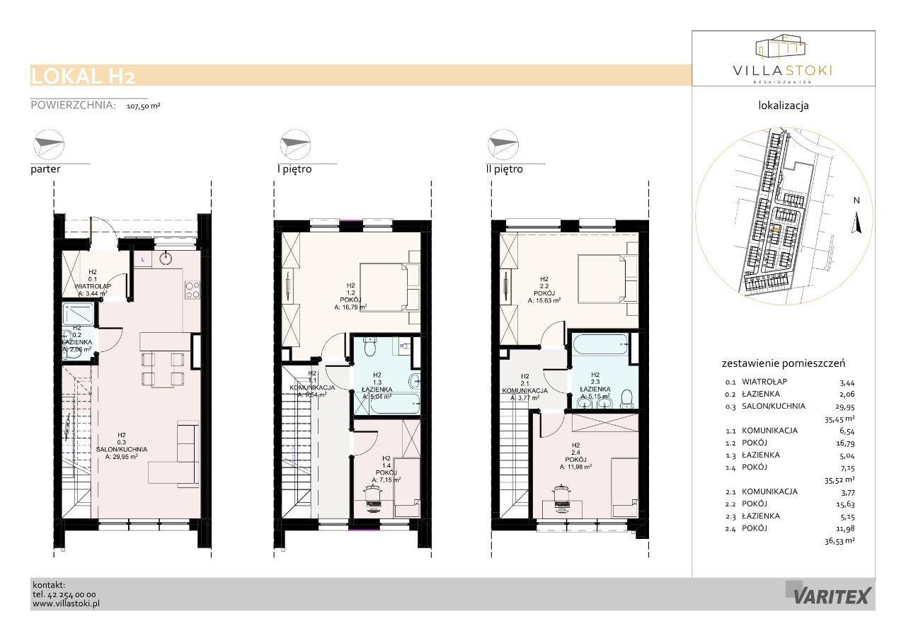 Dom typu 112 - Villa Stoki (dom H.02)