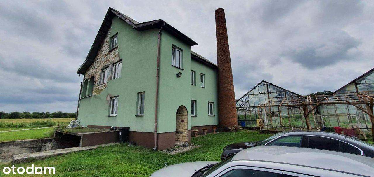Gospodarstwo we wsi Łabunie