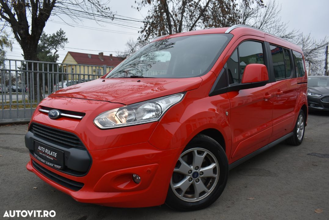 Ford Tourneo Connect 1.5 - 10