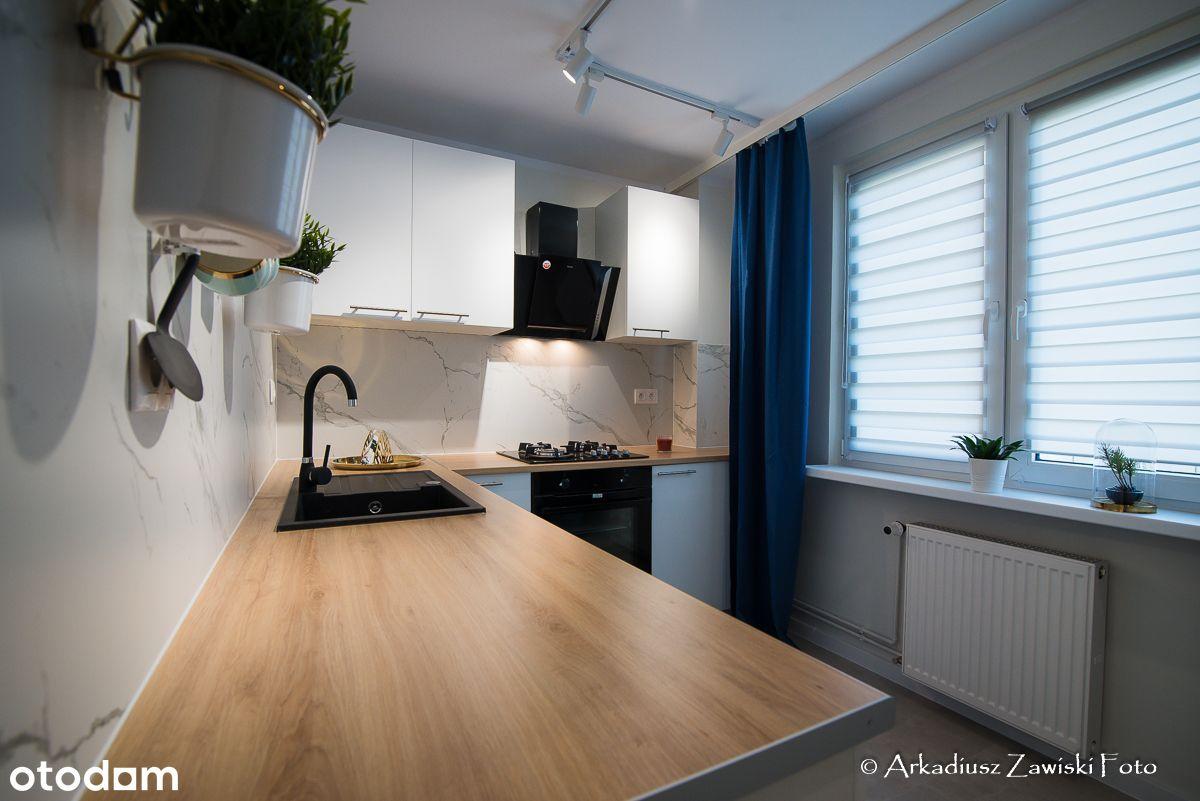Mieszkanie 3 pokoje 1 piętro balkon