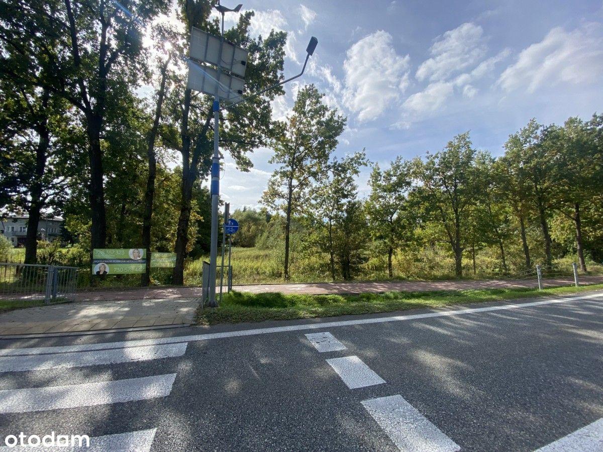Działka 4000 m2 przy drodze na Mińsk Mazowiecki