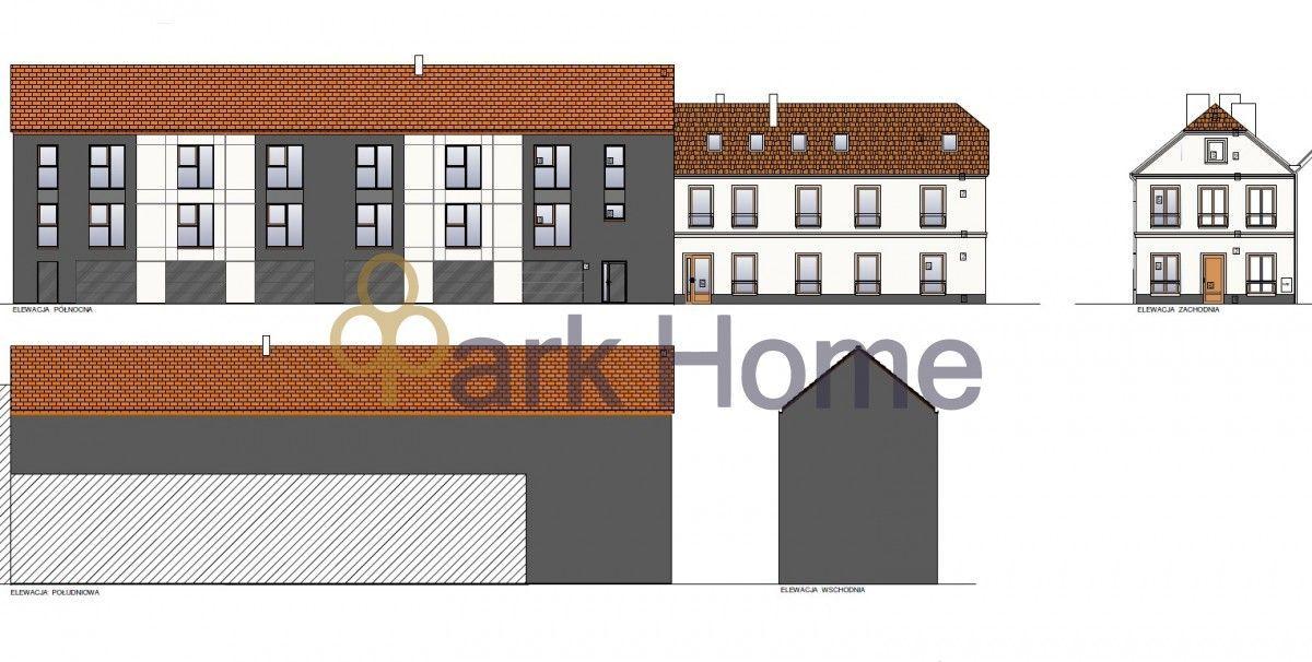 Nowe mieszkania z garażami w centrum Rawicza