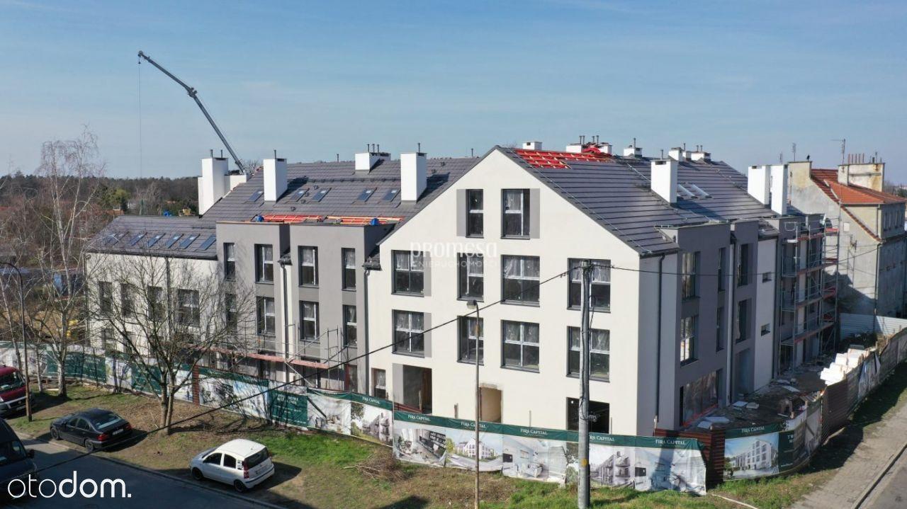 Mieszkanie z balkonem i Antresolą / Leśnica / Nowe