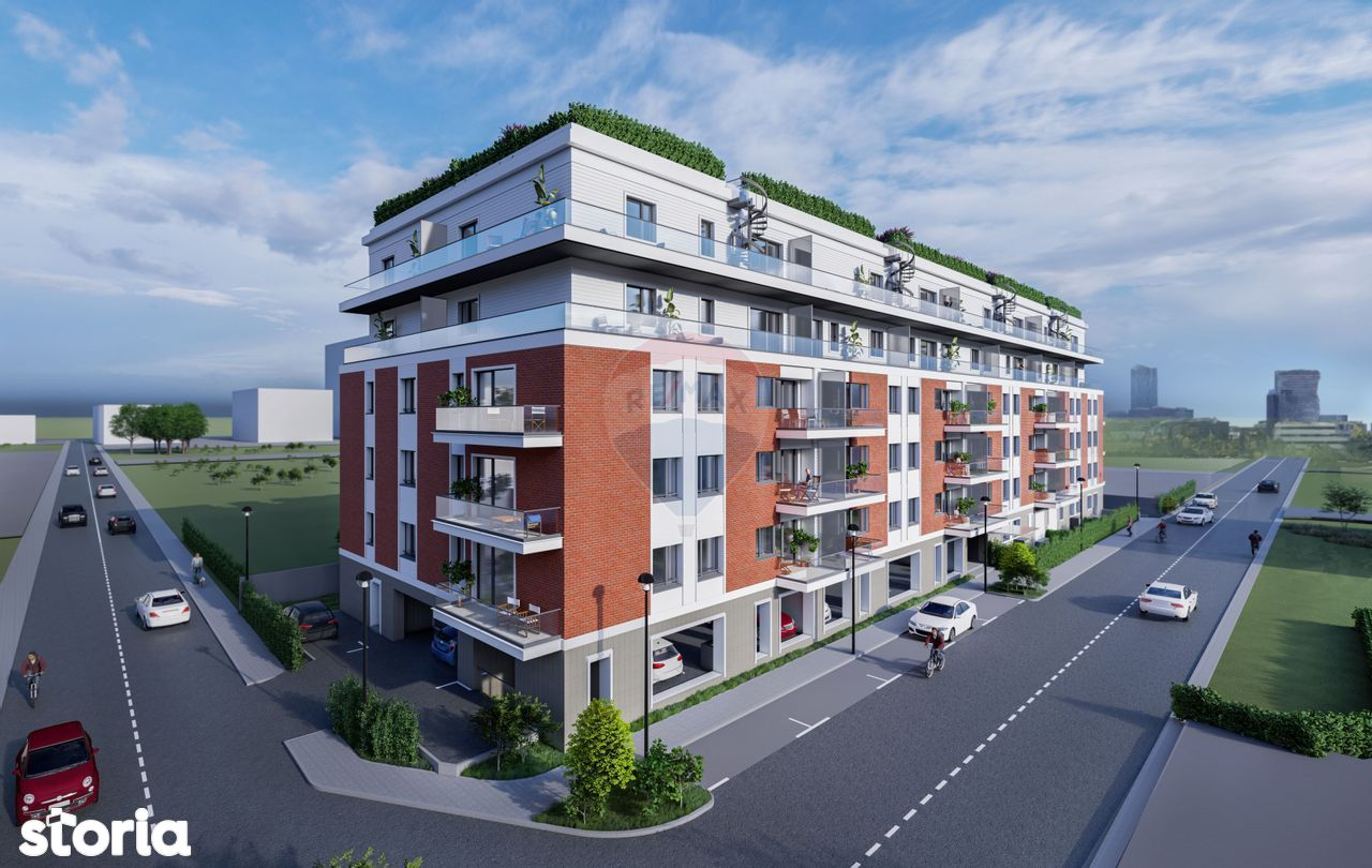Apartament 3 camere de vanzare - Pipera