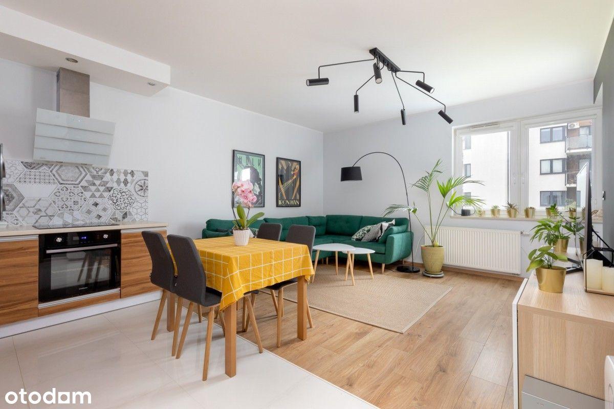 Nowoczesne mieszkanie na kameralnym osiedlu