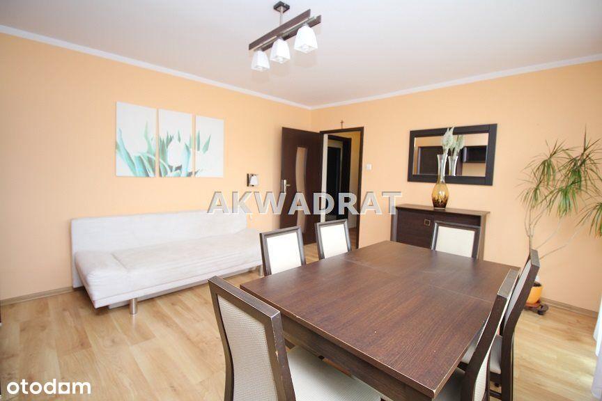 4-pokojowe mieszkanie na Podzamczu do zamieszkania
