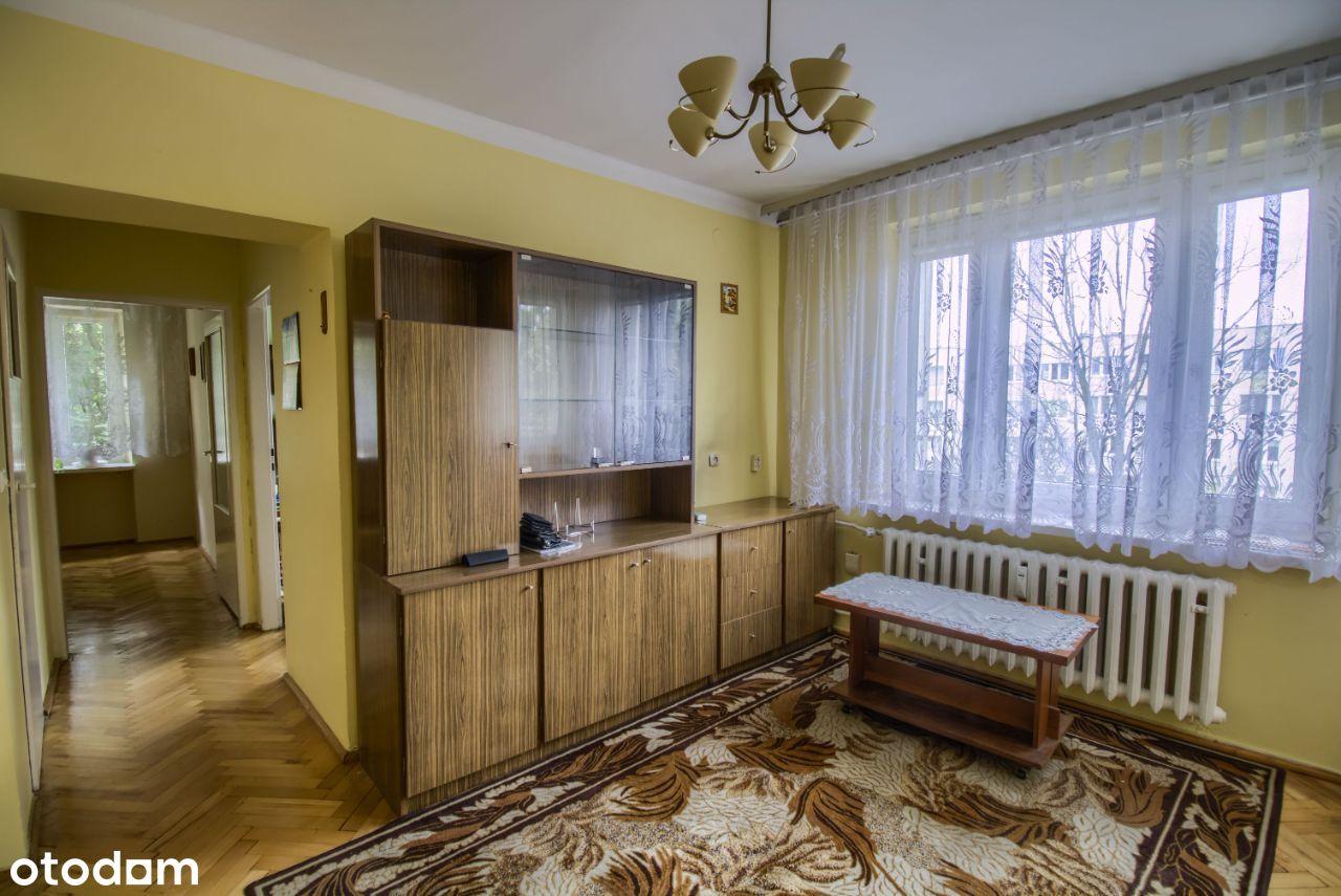 3 pokojowe mieszkanie 49,5 m2